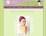 "<a href=""http://christinesweddinghairandmakeup.com/"" target=""_blank"">Christine's Wedding Hair & Makeup</a>"